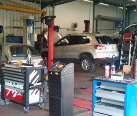 garage automobile vouneuil sous biard