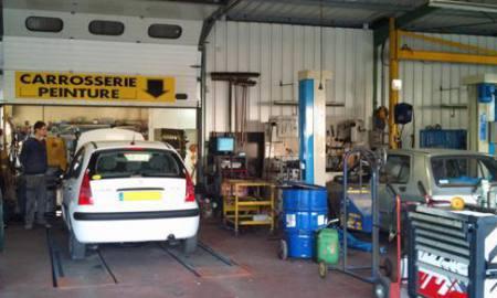 garages automobiles fontaine le comte