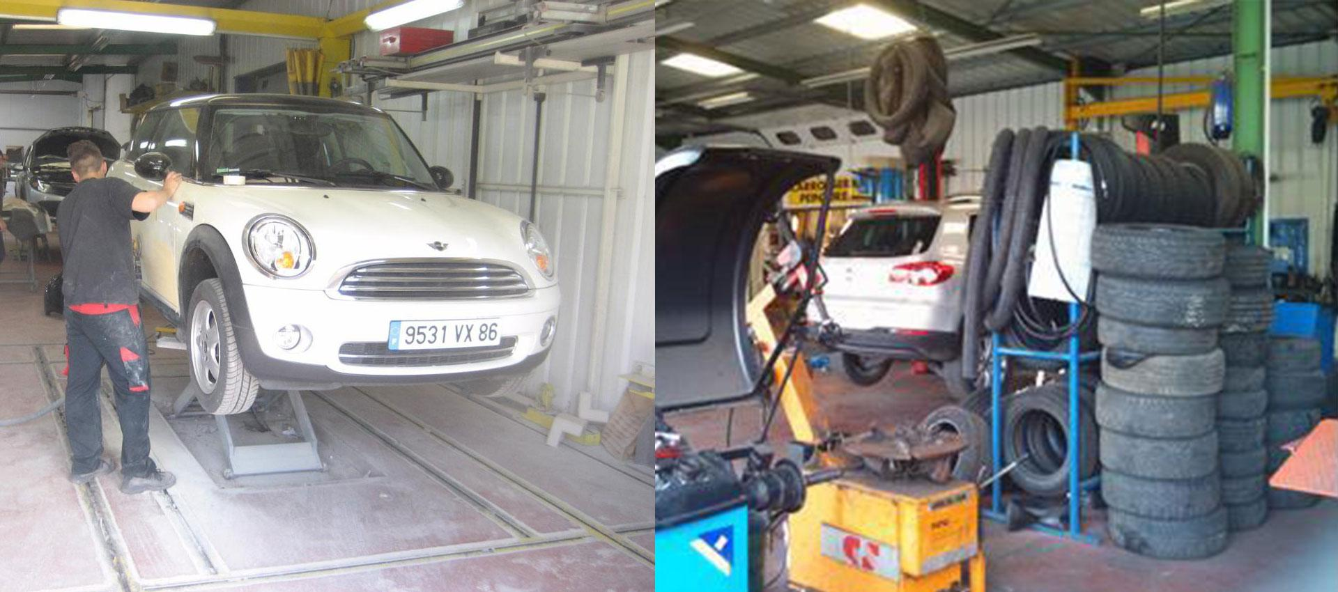 réparations automobiles poitiers